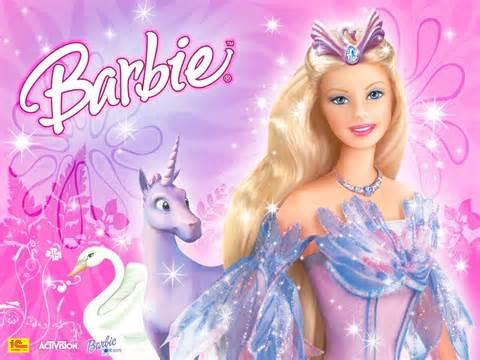 my barbie*
