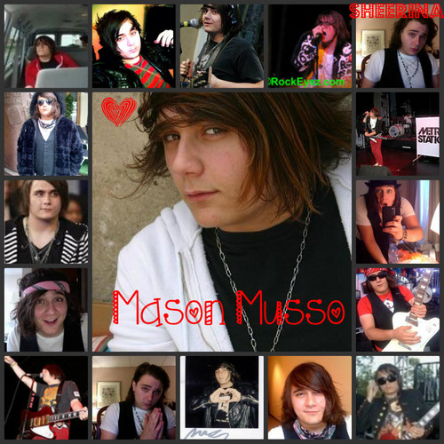 my collages of mason