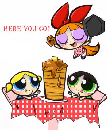 pancakes, pancake