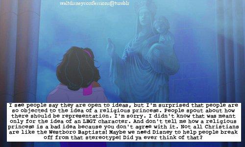 religious princess