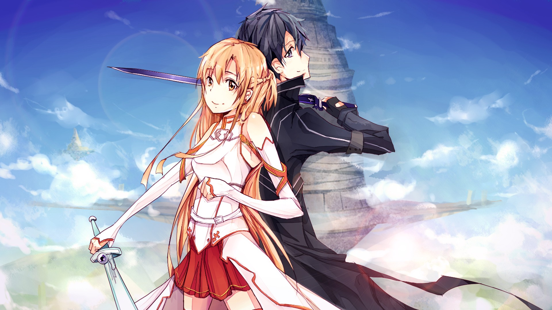 sword art online In the near future, a virtual reality massive multiplayer online role-playing game (vrmmorpg) called sword art online has been released where players control their avatars with their bodies using a piece of technology called: nerve gear.