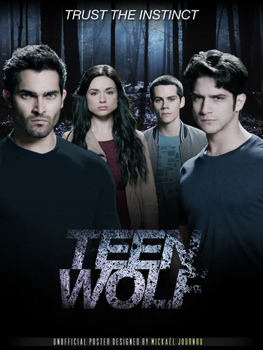 Teen loup fond d'écran possibly containing a sign titled teenwolfpromopics