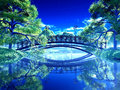 daydreaming - the bridge wallpaper