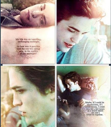 the dazzling Edward