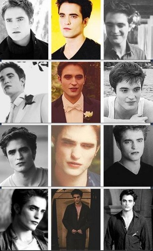 the dazzling Edward