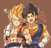 vegito x gogeta - dragon-ball-z icon