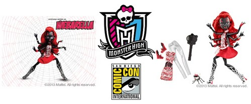 Monster High wallpaper entitled weberella