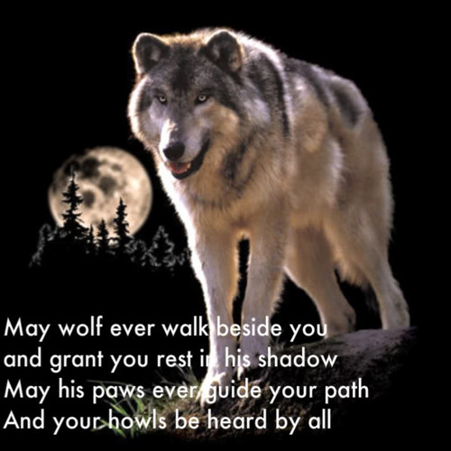 loup poems