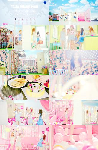☆ A गुलाबी ☆