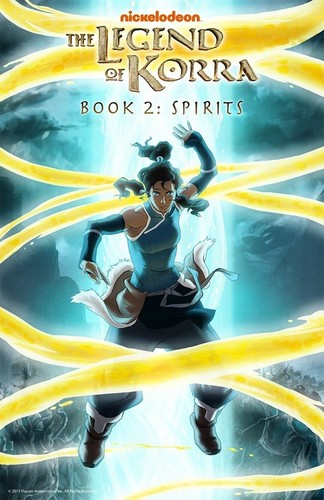 Book 2 Spirits Poster