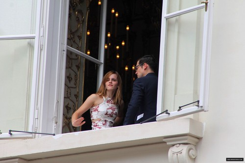 Caroline Sieber's wedding in Vienna, Austria (13.07.2013)