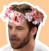 Chris Pine flower crown