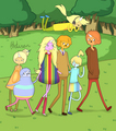 'Fam. - adventure-time-with-finn-and-jake photo