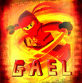"""'Gael porte"" - ninjago fan art"