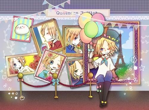 ❤ ~Happy Birthday France!~ ❤