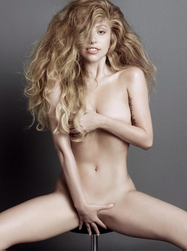 嘎嘎小姐 壁纸 containing skin called *NEW* 照片 from ARTPOP Photoshoot for V Magazine