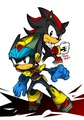 .:Officer Zhadow:. - shadow-the-hedgehog photo