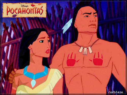 ★ Pocahontas & Kocoum ☆