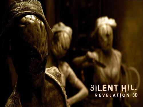 Silent पहाड़ी, हिल - Revelation