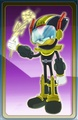 .:Zhadow the Zone Cop:. - shadow-the-hedgehog photo
