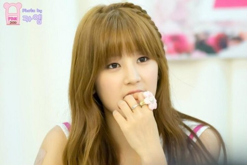 130719 Chorong at Yongsan Fansigning Event