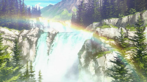 Sword Art Online wallpaper called A paradise!