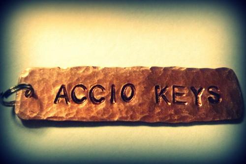 Accio Keys