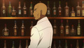 Agil's job in the real world; a bartender - sword-art-online photo