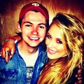 All grown up @chloeagnew - damian-mcginty photo