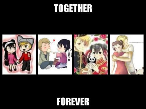 Alphonse and Mei