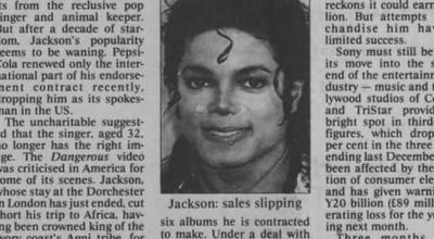 An artigo Pertaining To Michael