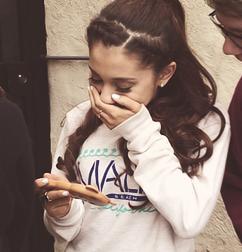 Ariana các biểu tượng :) x