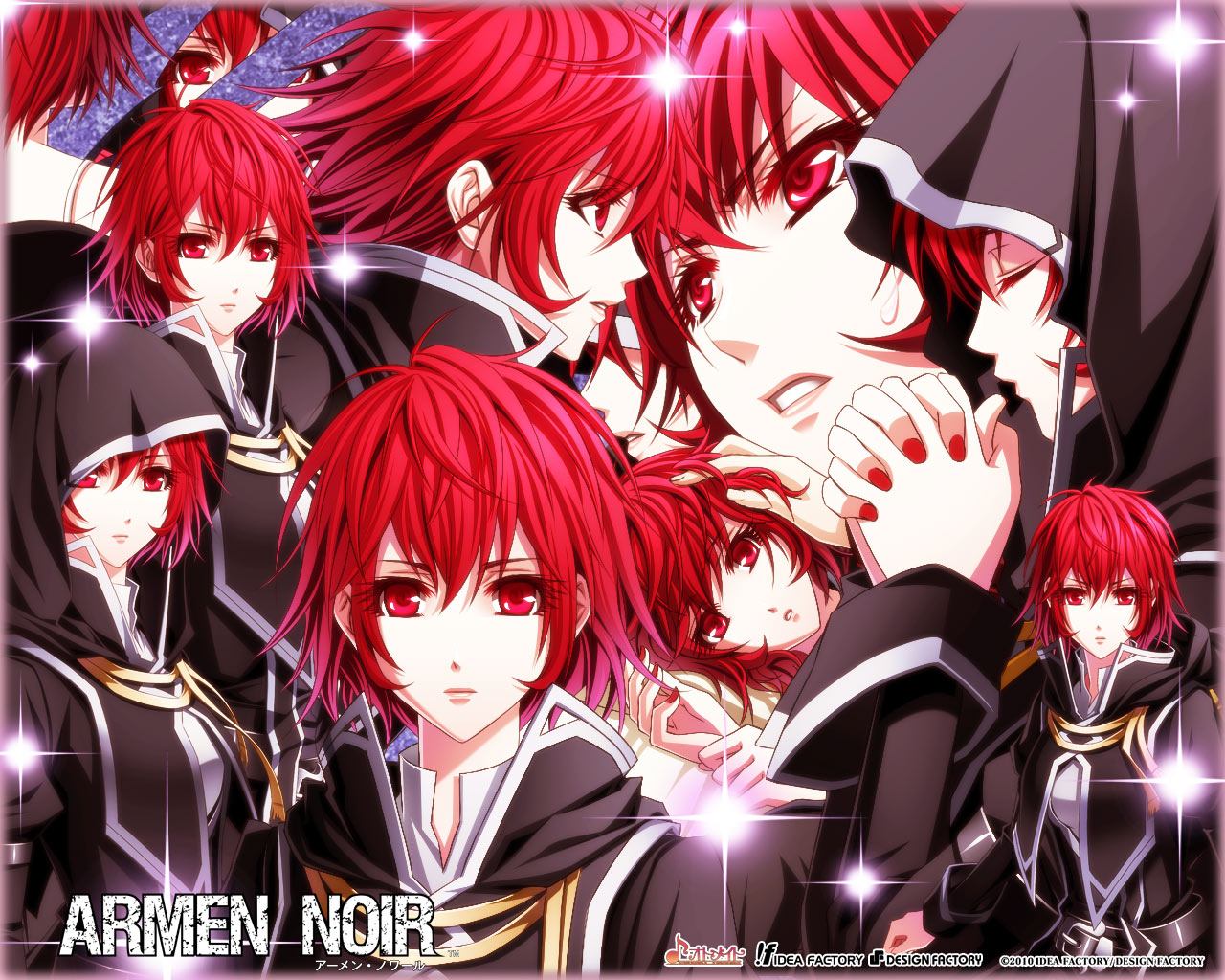 Otome Games ♡ images Armen Noir♡ HD wallpaper and background photos