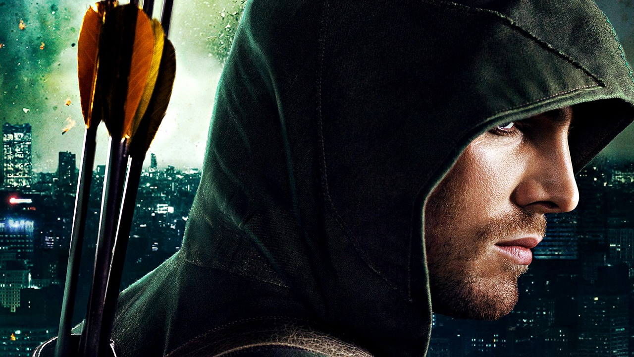arrow cw tv show-#14