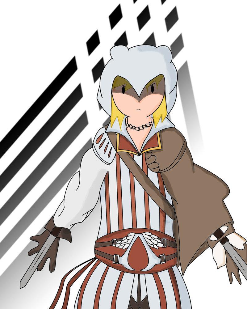Assassin Time 2 with Finnzio Mertens da Ooo :D
