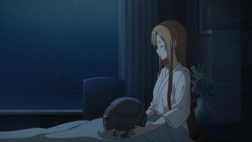 Asuna's finally back!