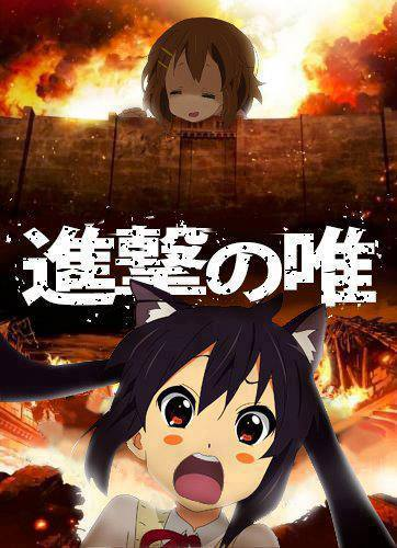 Attack on K-on