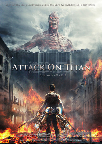 Atttack on Titan Movie (FanMade)