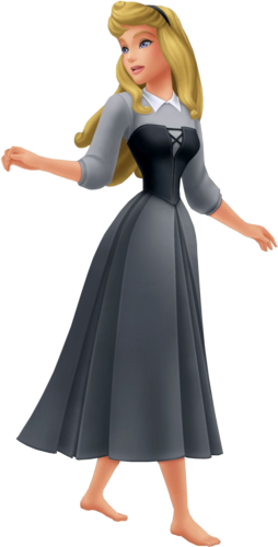 Aurora In Kingdom Hearts: Birth 由 Sleep