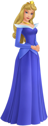Aurora In Kingdom Hearts I And Kingdom Hearts: Birth sa pamamagitan ng Sleep