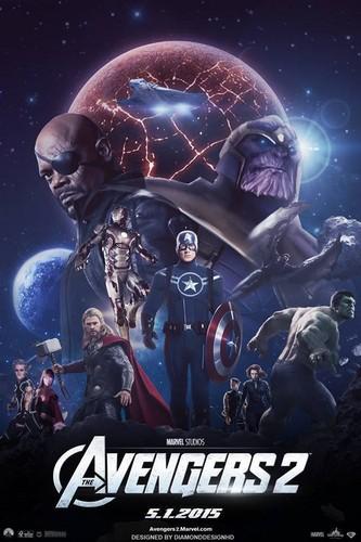Avengers 2 (FaN Made) Poster
