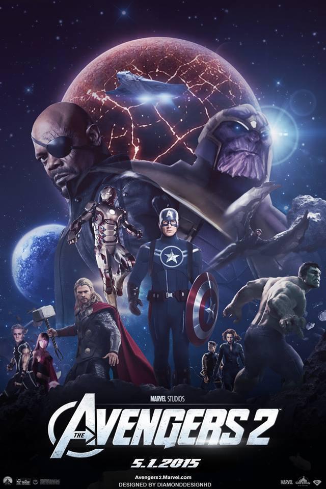 Avengers 2 (Fan Made) Poster - The Avengers Fan Art ...