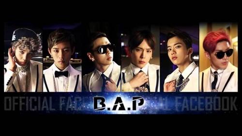 B.A.P - Hurricane MV ~♥