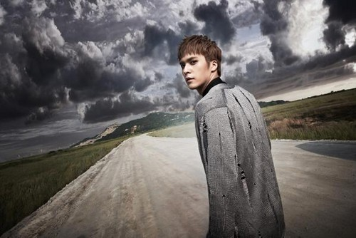 """B2ST Dongwoon foto Teaser For """"Shadow"""""""
