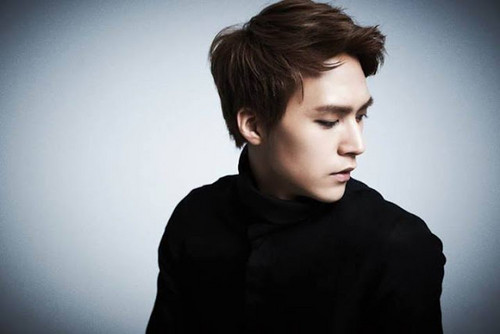 """B2ST Dongwoon new set of individual teaser image for """"Shadow"""""""