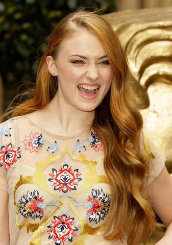BAFTA Craft Awards - Arrivals 【Apr 2013】
