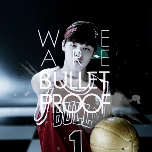 BTS ~ We Are Bulletproof