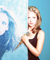BTVS - sarah-michelle-gellar fan art