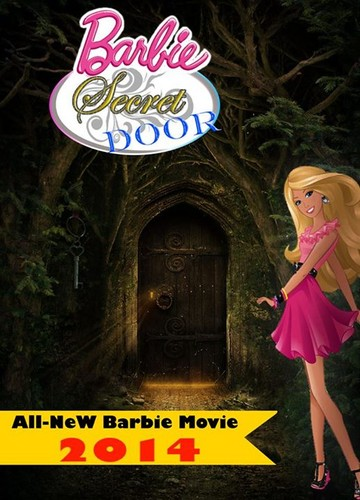 búp bê barbie and The Secret Door