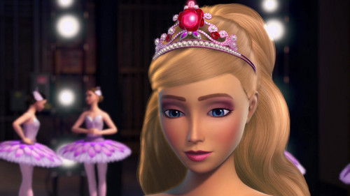 barbie in the rosado, rosa Shoes screencaps (HQ)